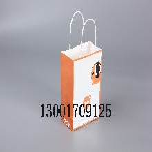 定制服外卖打包纸袋装纸袋手提纸袋图片