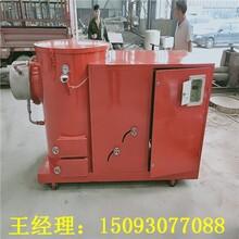 生物質燃燒機在玻璃池爐上的應用圖片