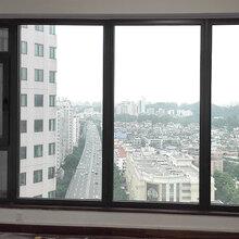 西安隔音窗装俩层中空玻璃窗效果都不如装一层静立方隔音窗图片