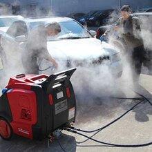 洗车新姿势——使用奥斯卡大功率高压清洗机图片
