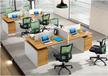 武汉厂家直销员工工位屏风办公桌职员桌椅隔断工位免费安装