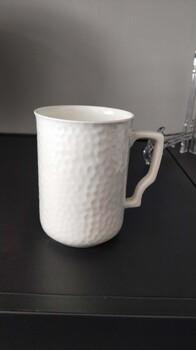 马克杯大容量陶瓷杯带盖茶水分离水杯办公室泡茶杯子定制logo