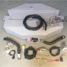 普拉多LC150副油箱备用油箱无需切割托梁带KDSS可装80L现货图片