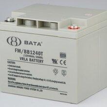 鸿贝FM/BB1240T蓄电池免维护蓄电池特价促销