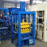 低投入高回报多功能制砖机海绵透水砖机液压水泥空心砖机