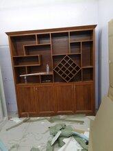 环保全铝衣柜橱柜酒柜阳台柜图片