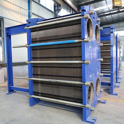 蒸汽换热器的分类及特点