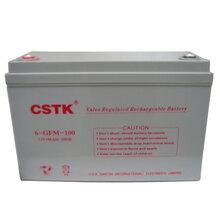 CSTK蓄电池12V100AH6-GFM-100电瓶UPS不间断电源EPS直流屏蓄电池