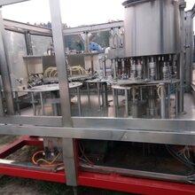 求購二手碳酸飲料灌裝機生產線圖片