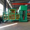 现货供应全自动5-15型液压砖机免烧水泥空心砖机小型透水砖机