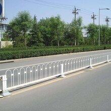 廣東珠海-亞冠圍欄-道路鋅鋼護欄-人行道護欄活動圍欄鐵馬圖片
