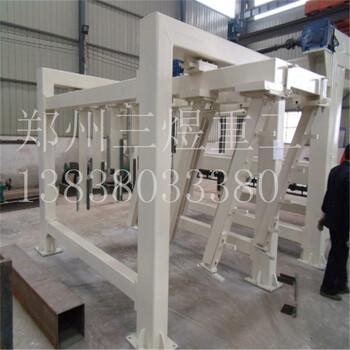供应加气砖生产线蒸养粉煤灰成套设备加气砖成套设备液压砖机