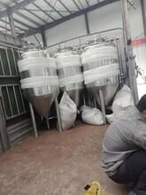 選擇豪魯鮮啤啤酒設備廠家一兩年經營賺幾十萬圖片