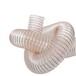 浩源廠家批發PU木工吸塵鋼絲軟管三防布通風管特殊規格支持定制