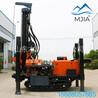 山东木嘉机械供应180型履带式气动水井钻机气动钻机地质勘探钻机岩芯钻机