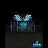 全息户外3D光影楼体秀