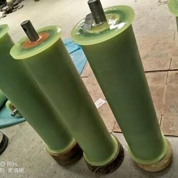 山西超長聚氨酯包膠輥定制耐磨耐用