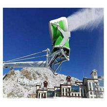 今我来思,雨雪载途滑雪场建设滑雪场造雪设备苏法格造雪机进口雪地设备图片
