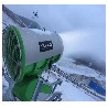 进口雪枪秋天冬暮风雪寒雪枪价格雪地游艺设施造雪设备