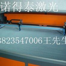 小型非金属材料雕刻胶皮板激光切割机图片