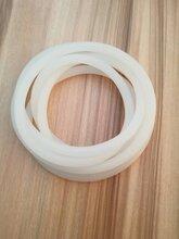 无毒食品级氟胶垫圈丁腈橡胶密封垫防水圈医疗级硅胶塞套密封图片