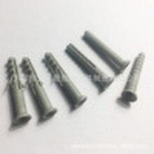 雙翅型塑膠脹管美式塑料膨脹管640漲塞入墻膠釘圖片