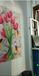 室內外墻體打印3D彩繪背景噴繪機全自動墻面大型壁畫噴畫機器