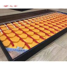 厂家直供贵州九菲地暖模块批发干式地暖模块蘑菇头地暖模块模块地暖厂家