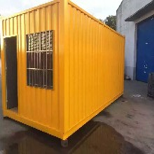 东昊钢结构住人集装箱活动板房图片