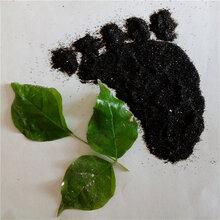 亮黑砂黑金砂黑碳化硅微粉电镀抛光用金刚砂水洗棕刚玉黑刚玉图片