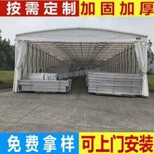 专业加厚雨棚仓库帐篷活动雨棚图片
