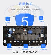 供應湖南湖北銀行電源分理器多功能電源集中盒圖片