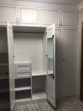 太原皇家铝阁零甲醛全铝合金衣柜橱柜图片