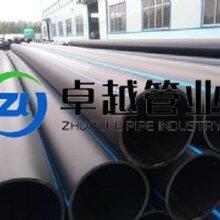 山东腾远PE管给水穿线燃气矿用管材管件