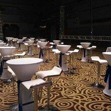 上海聚林发光家具租赁发光桌椅出租