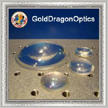 长春金龙光电供应K9平凸球面镜