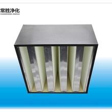 厂家定做亚高效过滤器适用于工业通风空调系统的主过滤器、洁净室高效过滤器图片