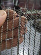 菱形金属内膜网扩张网价格有筋网灌浆网加工图片