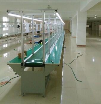 订购电子流水线就选河南天伟鑫深圳内迁厂电子厂流水线专供
