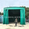 推拉雨篷-收缩雨篷-仓库雨棚厂家-车库帐篷生产厂家