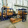 天津水泥砖机全自动日生产10万块省时省力