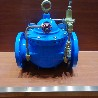 定制水力控制减压稳压阀球墨铸铁200x先导式减压阀