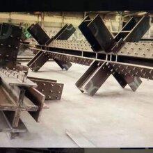京奥兴国际钢结构企业批发制作钢结构十字柱构件