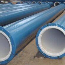 厂家大批量供应涂塑钢管涂塑钢管厂家直销树脂管图片