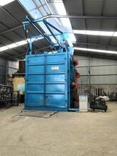 Q3730吊钩式抛丸机原厂家直供支持定做机械铸造等行业好帮手图片
