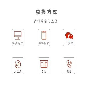 升级版的新型动态二维码提货券+提货软件配套使用