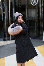 广州羽绒服女装货源,西树影黛羽绒服折扣批发低价走份图片