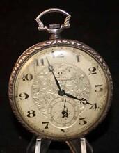 布洛克國際拍賣古董鐘表成交率高圖片