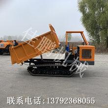 佳鵬機械專業生產1.5噸農用履帶運輸車專業運輸車