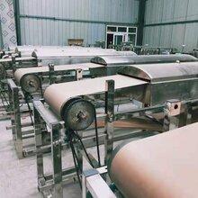 圓形粉皮機多功能不銹鋼面皮機小型蒸箱涼皮機價格圖片